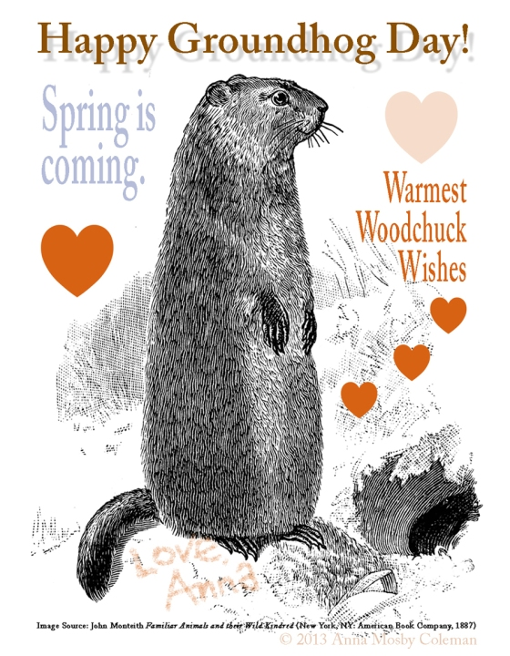 Groundhog Day Happiness 2-2-2013